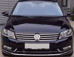 volkswagen passat black 2014 vw passat b7 2011 2014 front bumper towing eye cover black high