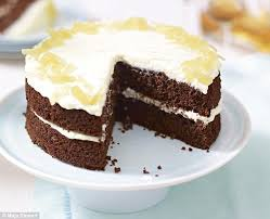 mary berry special gorgeous ginger and chocolate cake daily