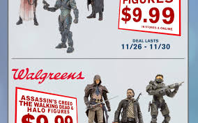 black friday toy deals mcfarlane toys announces retailers black friday u0026 cyber monday toy