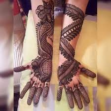 8 best mehndi design ideas to complement with indian ethnic wears