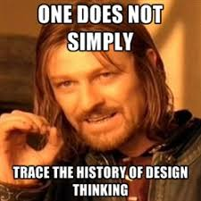 Meme Design - a brief history of design thinking open law lab