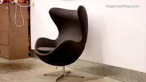 Reupholster Egg Chair Arne Jacobsen Egg Chair Regencyshop Com Fast U0026 Easy Assembly