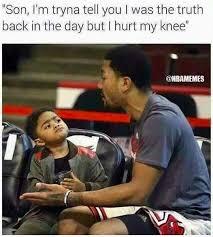 Derrick Rose Memes - nba memes derrick rose be like cavs nation facebook