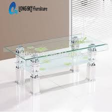 old glass table ls design glass sofa table design glass sofa table suppliers and