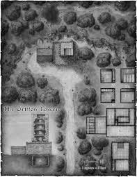 griffon hatchling heist fantastic maps