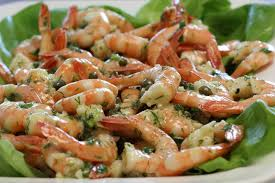Kitch by Carmen U0027s Kitch Marinated Shrimp With Capers And Dill