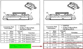 1994 gmc sierra radio wiring diagram gmc how to wiring diagrams