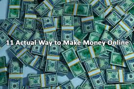 Make Money Online Blogs - how to make money online 2016 best 11 ways uandblog