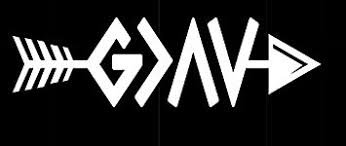 amazon com decal addiction inc god is greater than highs and