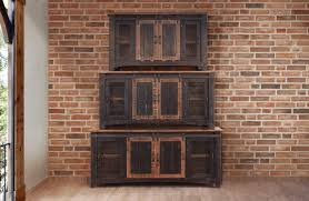 Distressed Barn Door by Distressed Tv Stand In 3 Sizes