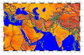 middle east earthquake zone map ardekul iran earthquake