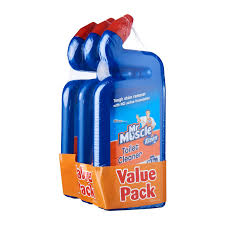 Mr Muscle 5 In 1 Bathroom Cleaner Mr Muscle Kitchen Cleaner 0 65 From Redmart
