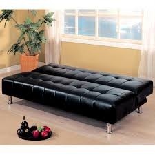 Modern Tufted Leather Sofa by Gaby Modern Tufted Sleeper Futon Products Modern And Futons