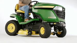 john deere x354 product overview youtube