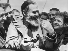 camping out by ernest hemingway