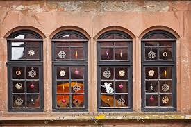 decorated windows photo information