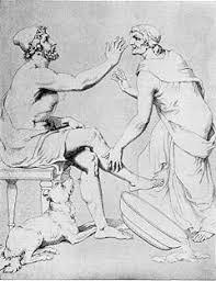 Blind Prophet In The Odyssey Odyssey Wikipedia