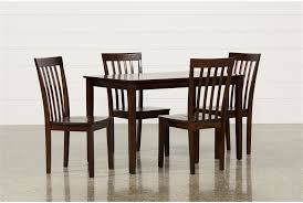 dining room furniture collection living spaces carson ii 5 piece dining set main