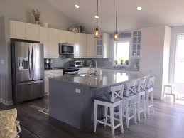 kitchen contemporary modern apron sink farmhouse kitchen lights