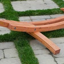 caribbean cypress hammock stand