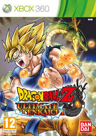 image dragon ball ultimate tenkaichi box art xbox 360 jpg