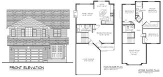 3 bedroom 2 story house plans diversified drafting design darren papineau home plans