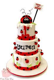 ladybug birthday cake ladybug themed birthday cake ladybird birthday cakes