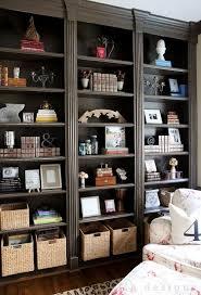 Ceiling Bookshelves by Best 25 Library Shelves Ideas On Pinterest Library Bookshelves