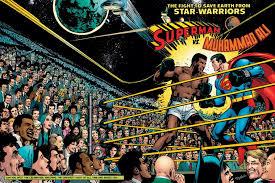 superman vs muhammad ali wallpaper 1518x1009 id 42204