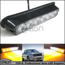 use of amber lights on vehicles 18 flashing modes 6 led 6w amber white car truck warning emergency