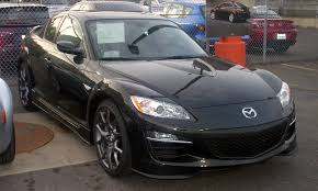 2008 mazda rx 8 information and photos zombiedrive