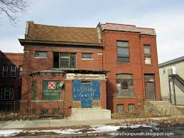 Hillary Clinton Homes by Marathon Pundit Photos Abandoned Homes In Chicago U0027s Violent