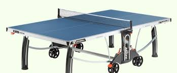 cornilleau ping pong table cornilleau sport outdoor 500m crossover ping pong table review may 2018