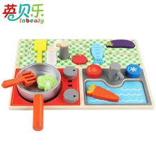 jeux enfants cuisine en bois enfants cuisine jouets jeux de simulation légumes définit