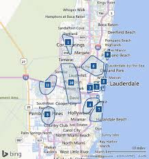 map of ft lauderdale name your own price for hotels in fort lauderdale florida