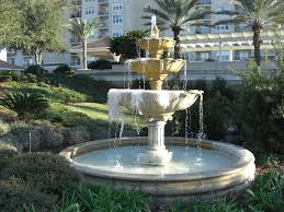 fountain at the backyard of a hotel 4244617 2048x1536 all for