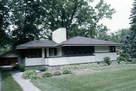 frank lloyd wright style home plans prairie style house 1900 1920 house web