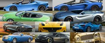 most expensive car here are the most expensive cars you can buy in the u s in 2016