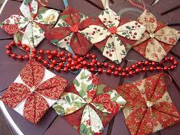 ornaments fabric ornaments farbic
