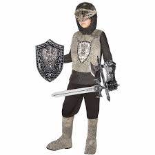 halloween costumes for kids target knight silver child halloween costume walmart com