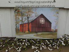 farmhouse decor barn print or canvas wrap vintage barn red barn