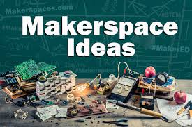 60 makerspace ideas for maker education maker space