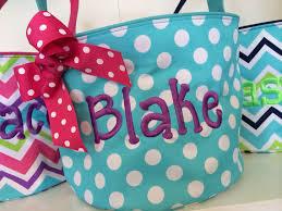 custom easter baskets personalized easter basket