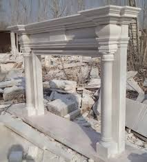 marble fireplace mantels google