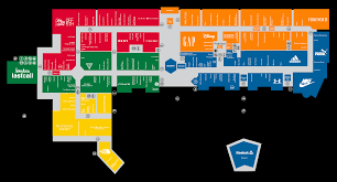 Chicago Trolley Tour Map by About Orlando International Premium Outlets A Shopping Center