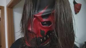 Kane Halloween Costume Wwe Kane Mask 2003 Custom