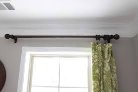 cheap cheap curtain rods with elegant martha stewart curtains for
