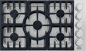 Gas Cooktop With Downdraft Vent Downdraft Gas Cooktop Amazon Com