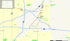 Colorado State Parks Map by Colorado State Highway 265 Wikipedia