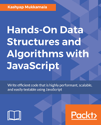 javascript tutorial online book hands on data structures and algorithms with javascript packt books